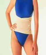 "Male Waist / Female Hips Protectors ( 3 Panels, 3""x3, with 3 plastic sticks )"