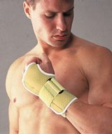 Economical Neoprene Wrist Splint With Strap R or L Hand