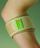 Tennis Elbow Band with Strap