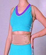 Clavicle Belt (back w/bio-elastic)